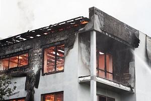 сгоревшая квартира в доме5c5d77c4d6ced