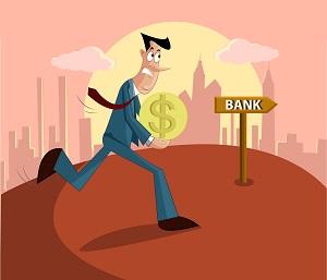 рисунок-мужчина несет деньги в банк5c5d7e691444b