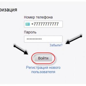 авторизация в системе5c625dbf8a8ce
