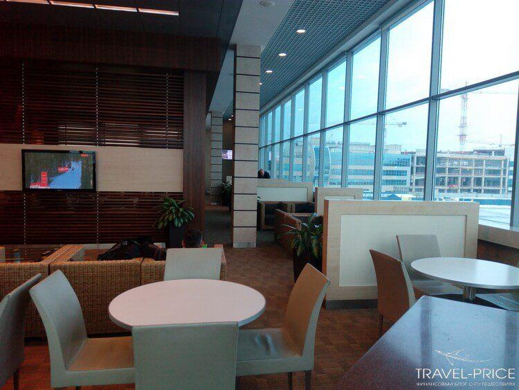Бизнес-зал Priority Pass в аэропорту Домодедово5c63e77e7611b
