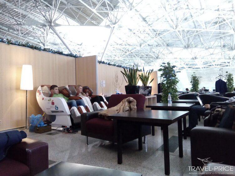 Бизнес-зал Priority Pass в аэропорту Внуково 5c63e77f49671