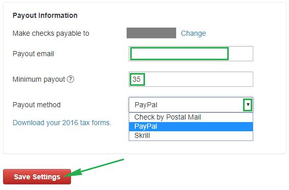 Как вывести деньги с Shutterstock5c676b8362854