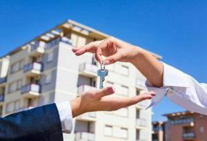 Передача ключей от квартиры5c61cc3f3bf21