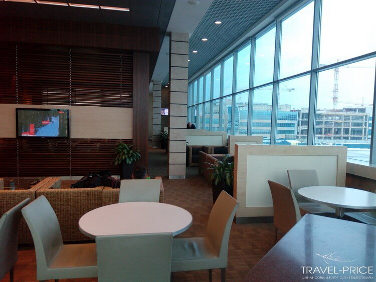 Бизнес-зал Priority Pass в аэропорту Домодедово5c61cc75969e1