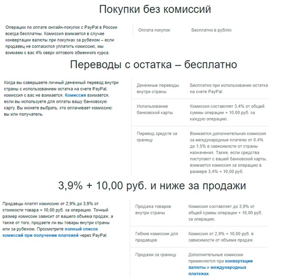 Ценовая политика сервиса ПэйПал5c61cc9d19e3c