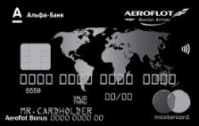 Карта Аэрофлот от Альфа Банка5c61dc6467bb2