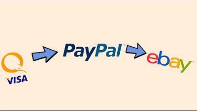 Для заключения сделки на аукционе eBay владельцу карты Киви требуется убедиться в том, что продавец принимает для оплаты платёжные средства ПэйПэл5c6201da18954