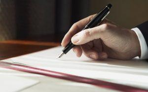 Сколько первых подписей может быть в карточке образцов подписей