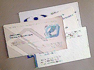 Как самому сделать визитку на компьютере или онлайн?5c62230d7e770