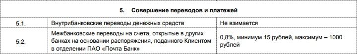 Переводы с карты Пятерочка от Почта-Банка5c625123c8a0b