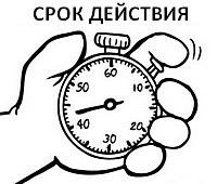 Срок действия выписки из ЕГРП (ЕГРН)5c6253c07f8b9