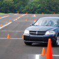 Вождение на площадке автошколы5c99301ab6fa7