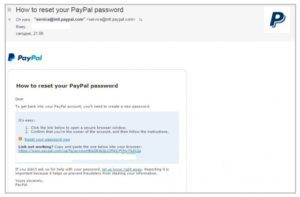 В случае, если восстановление пароля PayPal прошло успешно, или пришлось завести новый аккаунт, стоит задуматься над безопасностью своего кошелька5c9bef431122c