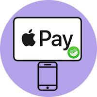 Как подключить Apple Pay Сбербанк на iPhone5c6277aa5c098