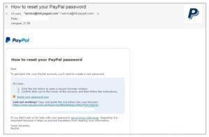В случае, если восстановление пароля PayPal прошло успешно, или пришлось завести новый аккаунт, стоит задуматься над безопасностью своего кошелька5ca2a2dd826af