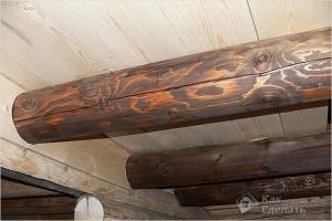 Как правильно утеплить потолок бани5c627dce99e50