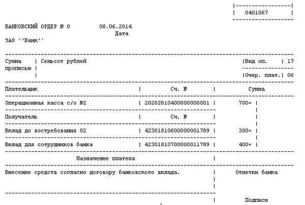 Пример заполненного банковского ордера5c62980da80a1