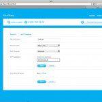 как сменить пароль на wifi роутере Yota5cb1b000ba203