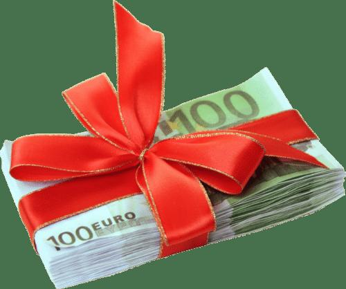 Можно ли подарить деньги по договору дарения?5c62b0240d892