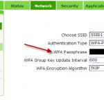 как поменять пароль в роутере5c62b594dfda5