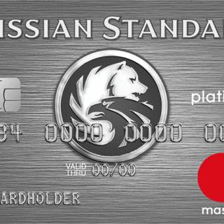 Кредитная карта Platinum банка Русский стандарт5c62b8396e656
