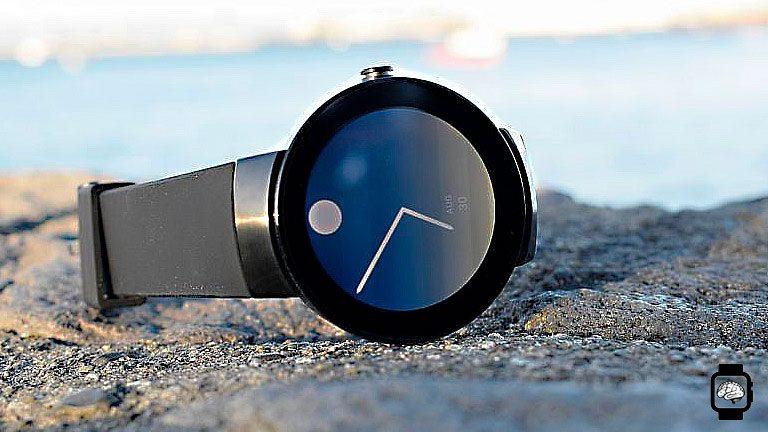 Умные часы которые поддерживают NFC: Movado Connect5c62cd15a4a68