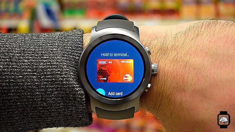Как использовать Google Pay и настроить платежи NFC на умных часах5c62cd164774a